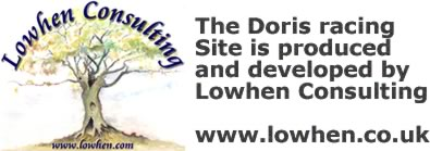 The Doris Racing Site is produced by Lowhen Consulting.  Link:www.lowhen.co.uk